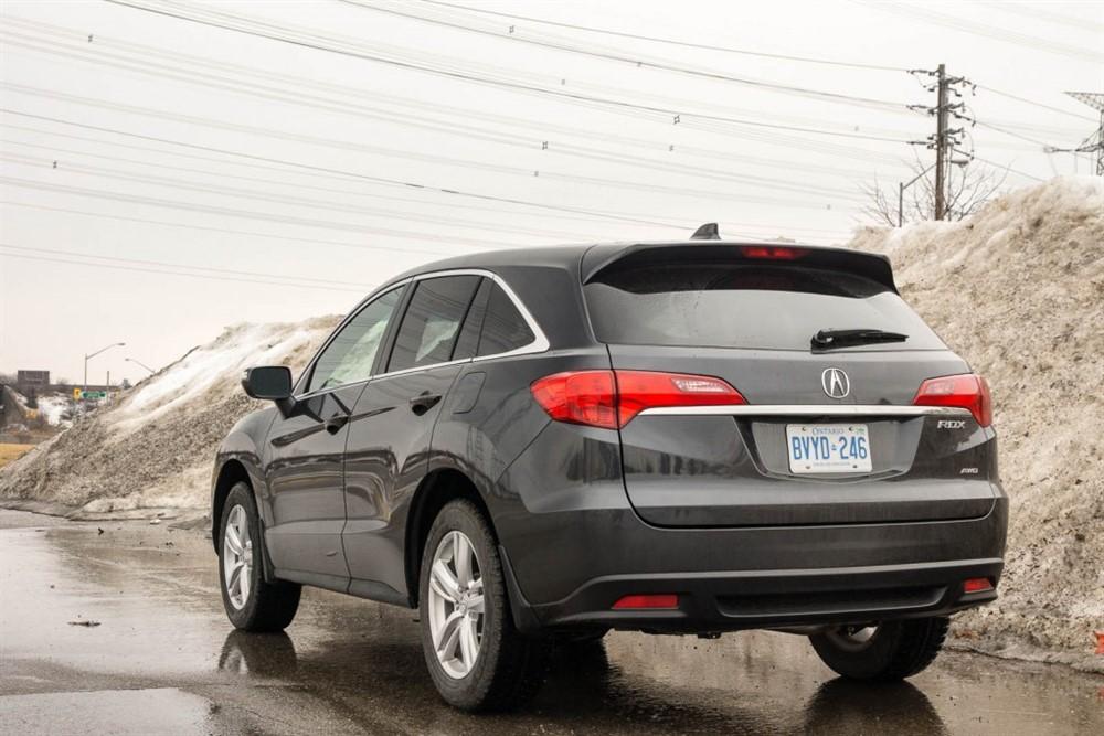 2015 Acura Rdx Tech Review