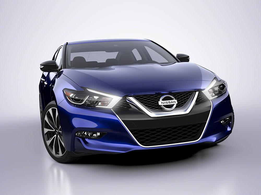 NYIAS: 2016 Nissan Maxima revealed