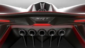 SRT Tomahawk Vision Gran Turismo®6