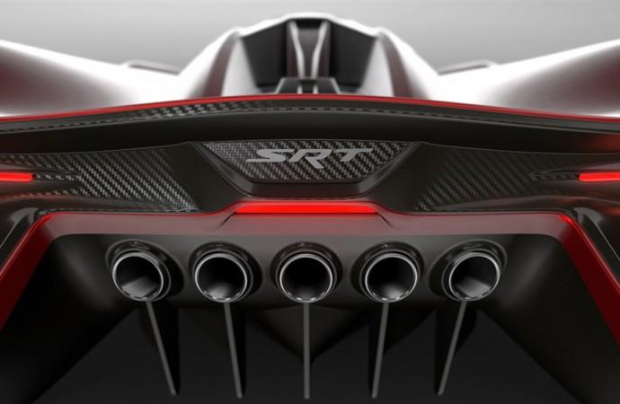 SRT Tomahawk Vision Gran Turismo on Gran Turismo®6