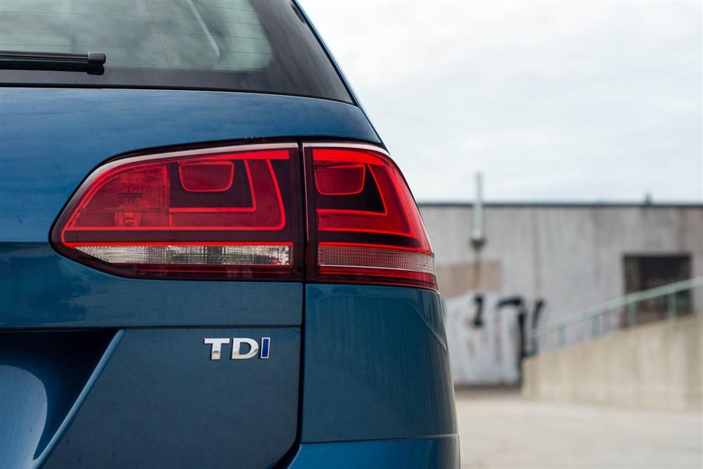 2015 Volkswagen Golf Sportwagon TDI