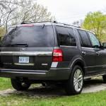 2015 Ford Expedition Platinum