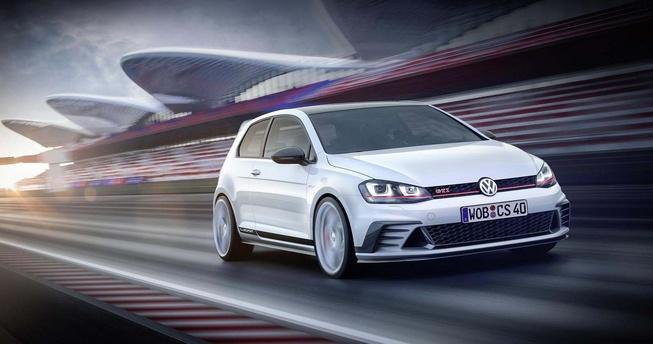 Volkswagen concept: Golf GTI Clubsport