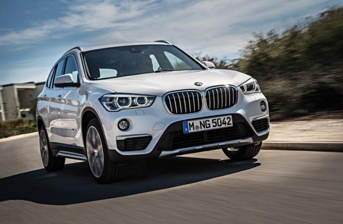 BMW X1 Gets a Platform Change