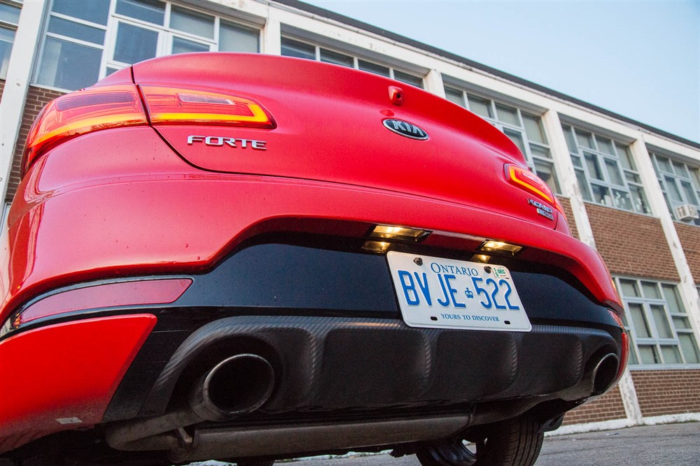 Amazing 2015 Kia Forte Koup SX T