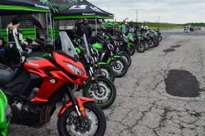 2015 Kawasaki Ninja Experience