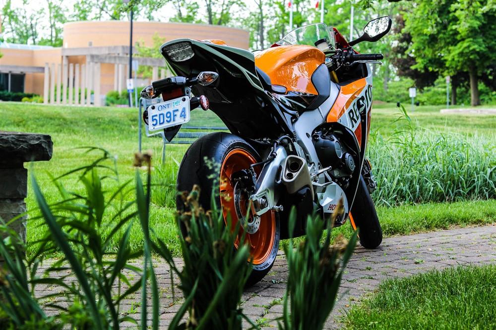 2015 Honda CBR1000RR SP
