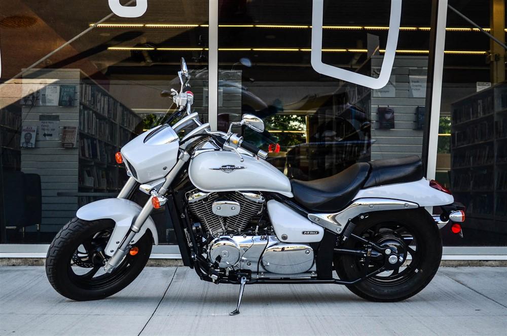 2009 Suzuki Boulevard C50 Manual