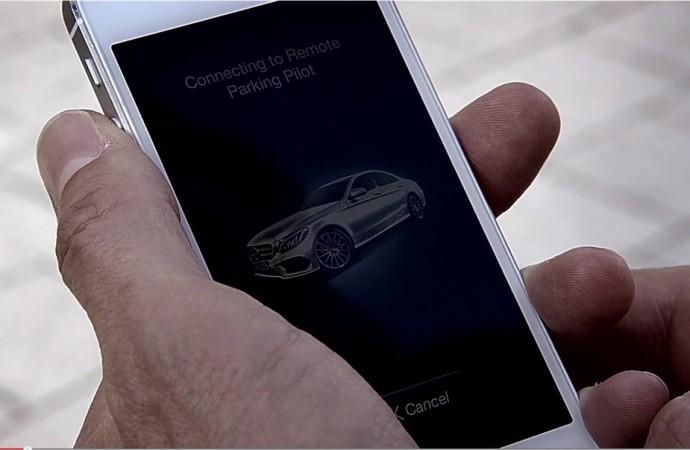 Mercedes Benz Remote Parking Pilot
