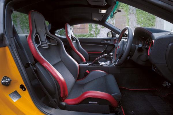 2015 Subaru BRZ tS