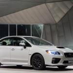 2016 Subaru WRX STi Sport