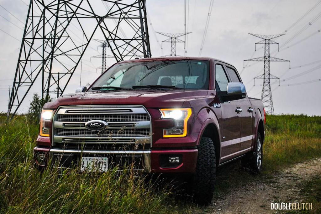 f review car pro supercrew platinum test crew super drive ford