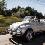 Throwback: 1979 Volkswagen Beetle Cabriolet