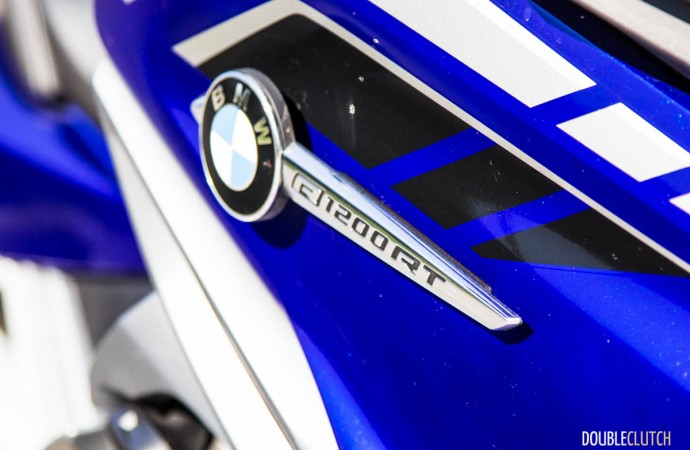 2015 BMW R1200RT