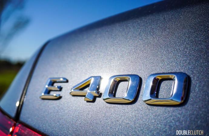 2016 Mercedes-Benz E400 Cabriolet