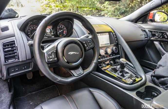 2016 Jaguar F-Type V6S Coupe