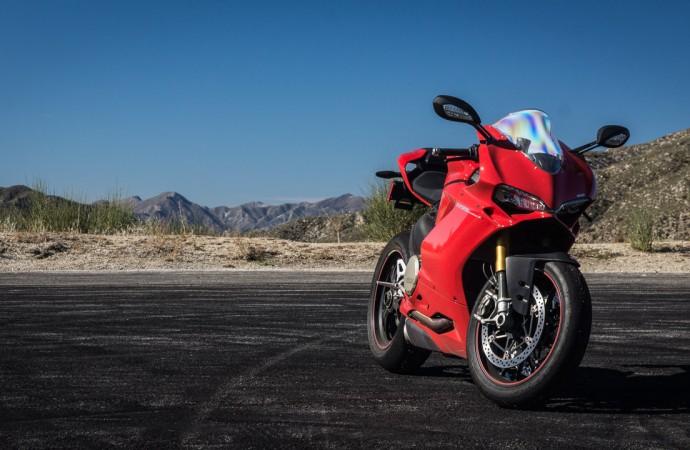 2016 Ducati 1299 Panigale S