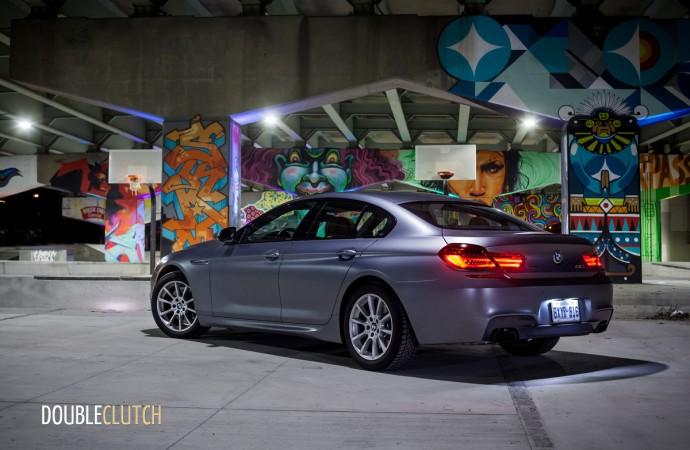 2016 BMW 650i Gran Coupe