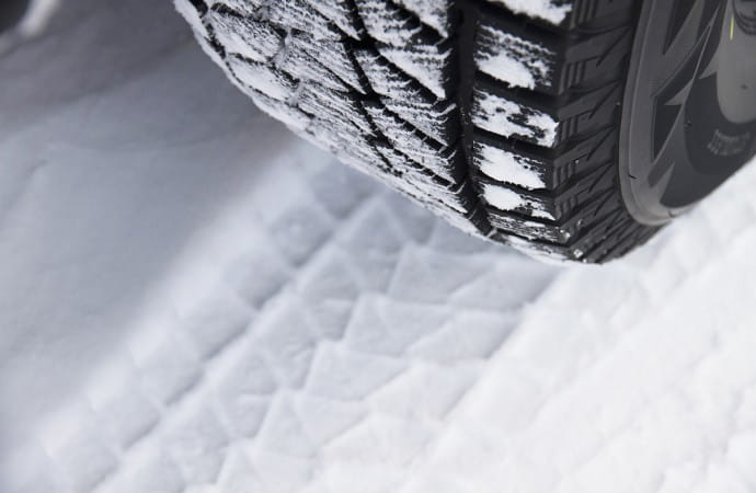 Event: Bridgestone Winter Driving School