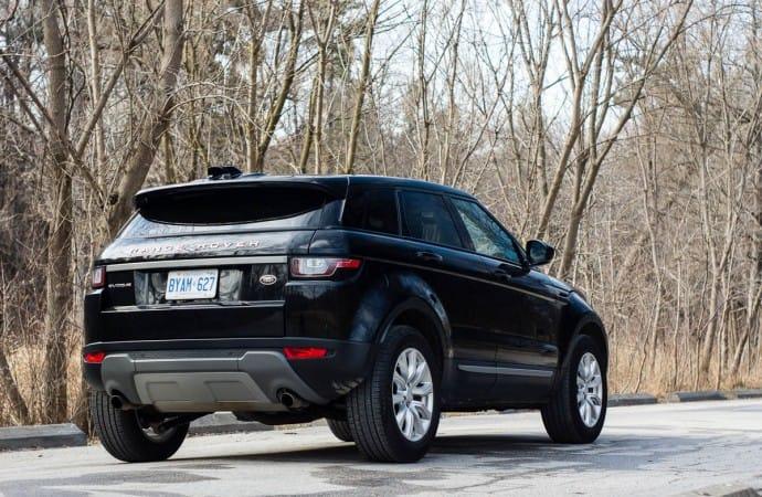 2016 Range Rover Evoque HSE