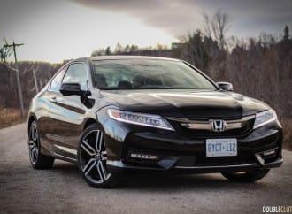 2016 Honda Accord Coupe V6