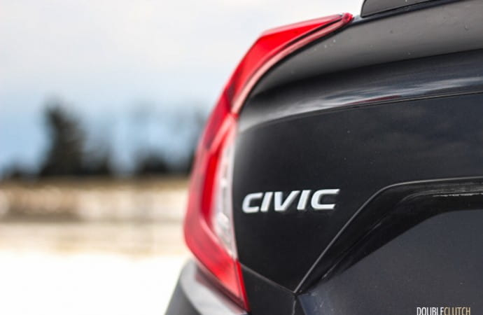 2016 Honda Civic Touring Car Review