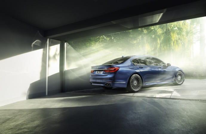 BMW unleashes the 2017 BMW ALPINA B7