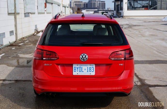 2016 Volkswagen Golf Sportwagon Car Review