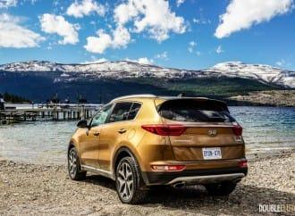 First Drive: 2017 Kia Sportage