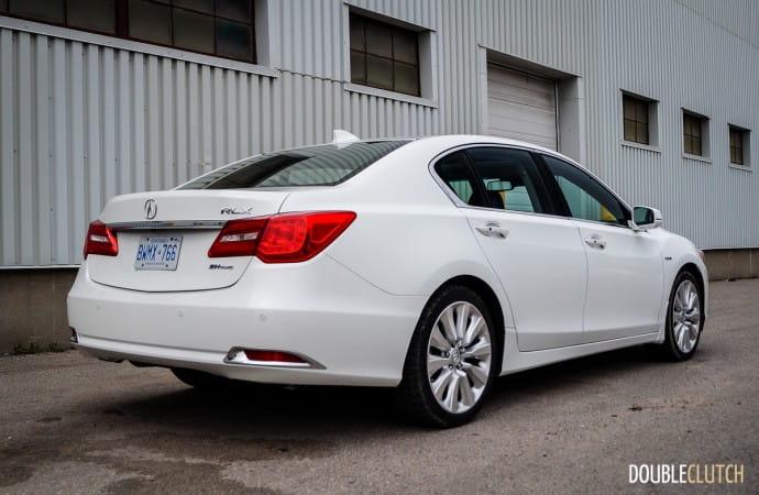 2016 Acura RLX Elite SH-AWD