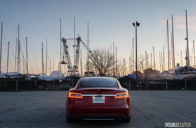 2016 Tesla Model S 90D car review