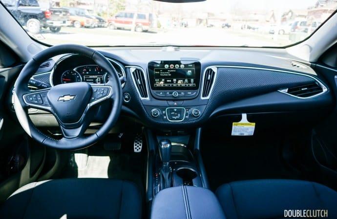 2016 Chevrolet Malibu LT car review