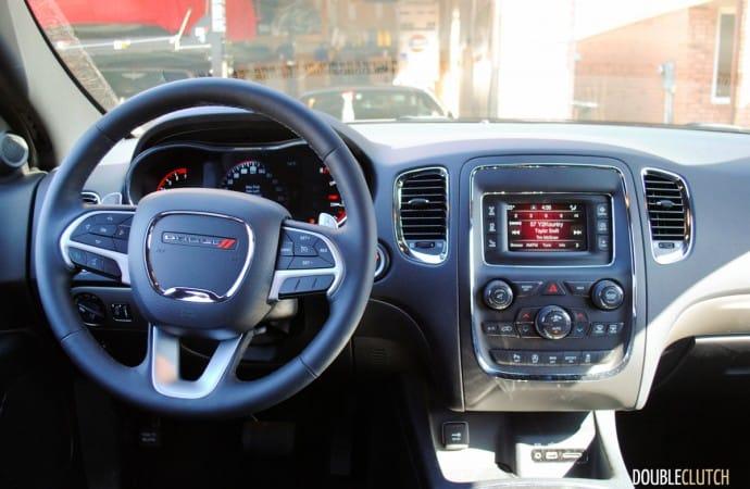 2016 Dodge Durango SXT car review