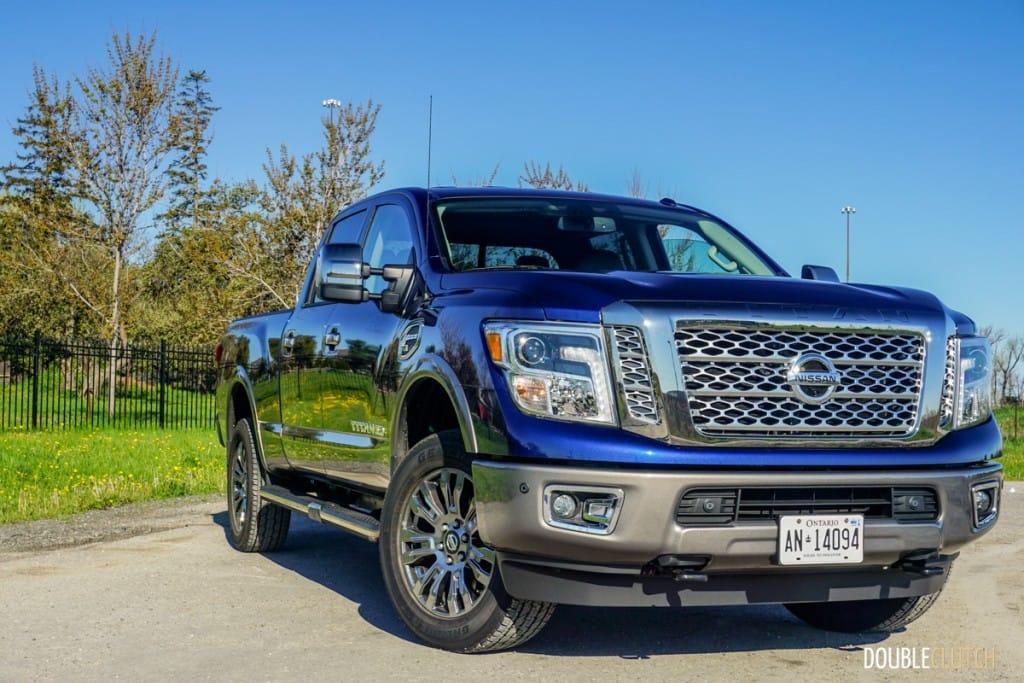 2016 Nissan Titan Xd Platinum Reserve Doubleclutch Ca