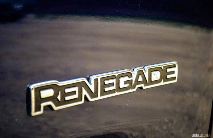 2016 Jeep Renegade North 4×4