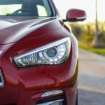 2016 Infiniti Q50 2.0t AWD car review