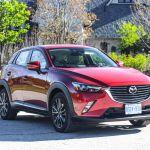 2016 Mazda CX-3 GT car review