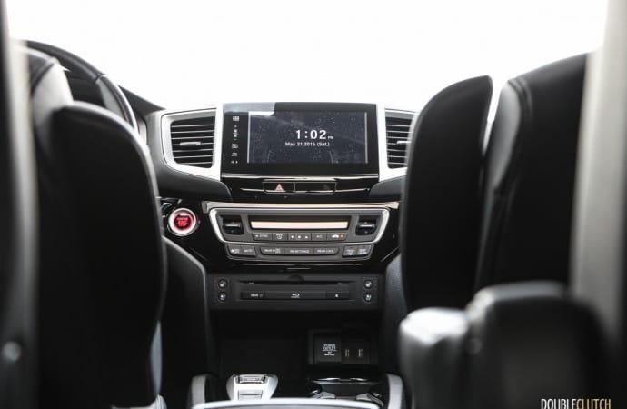 2016 Honda Pilot Touring 4WD review