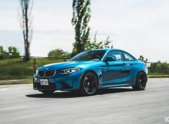 2016 BMW M2 DCT