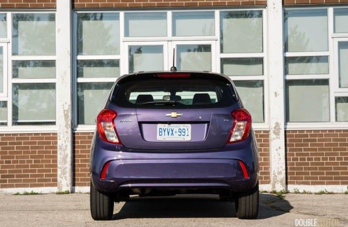 2016 Chevrolet Spark LS review