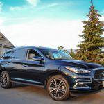 2016 Infiniti QX60 AWD review