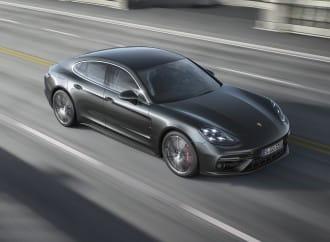 The 2017 Porsche Panamera revealed