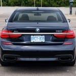 2016 BMW 750i M-Sport review
