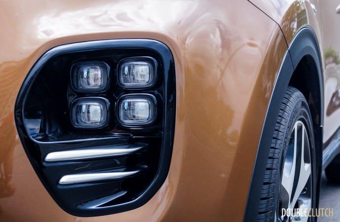 2017 Kia Sportage SX Turbo AWD review