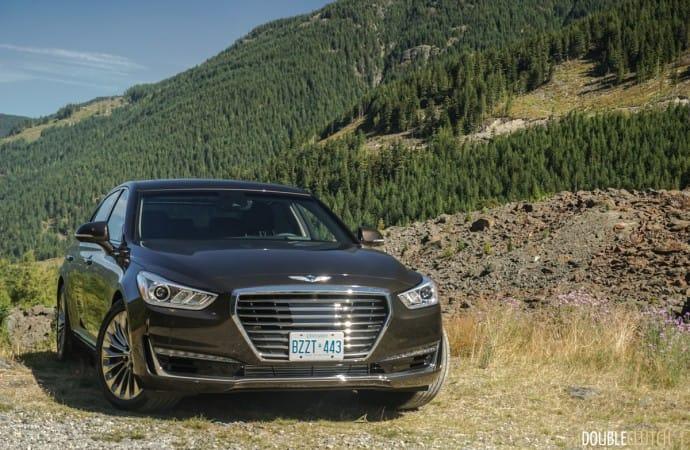 First Drive: 2017 Genesis G90