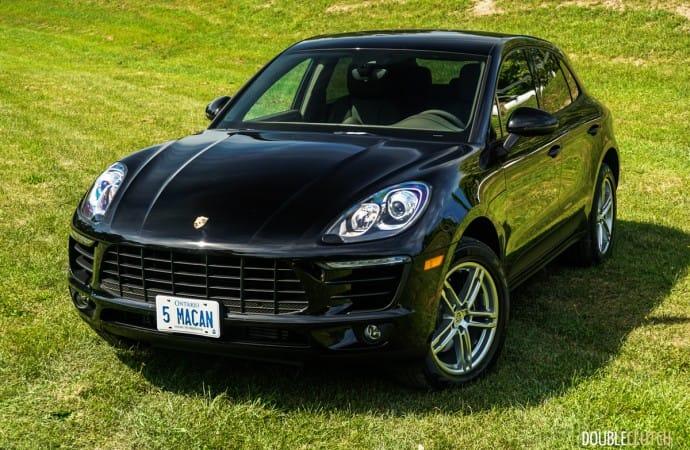 First Drive: 2017 Porsche Macan