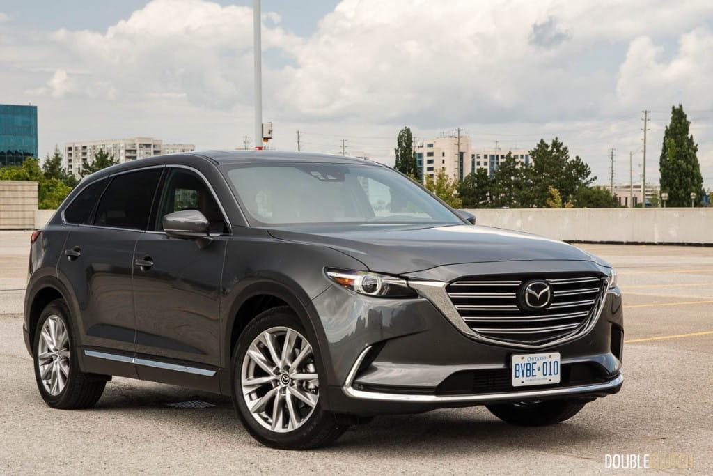 2016 Mazda Cx 9 Signature Review Doubleclutch Ca