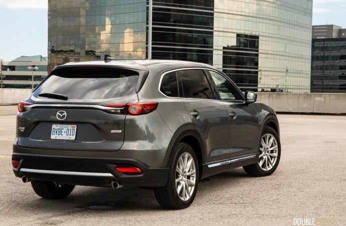2016 Mazda CX-9 Signature review