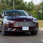 2017 Ford Fusion Hybrid Titanium review