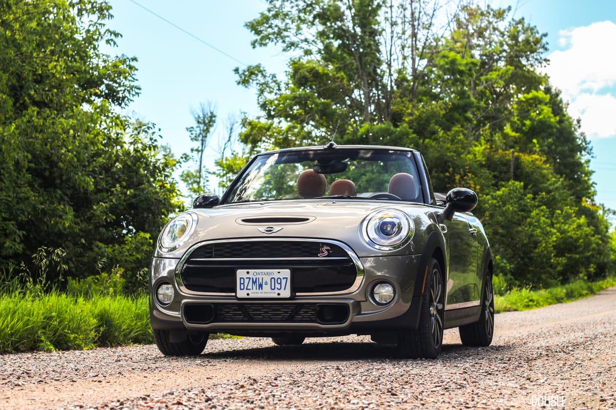 2016 Mini Cooper S Convertible Review Doubleclutch Ca